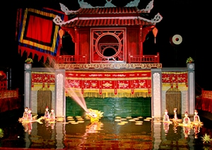 Vietnamese Water Puppetry Echoing Through The Ages