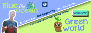 [ICYE VIETNAM]  WINTER CAMP