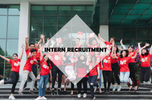 INTERN RECRUITMENT – JANUARY 2019